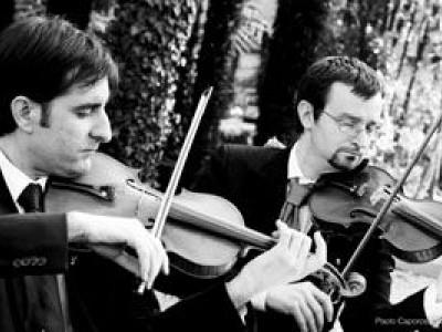 Arpa e Violino - Trio d'Archi