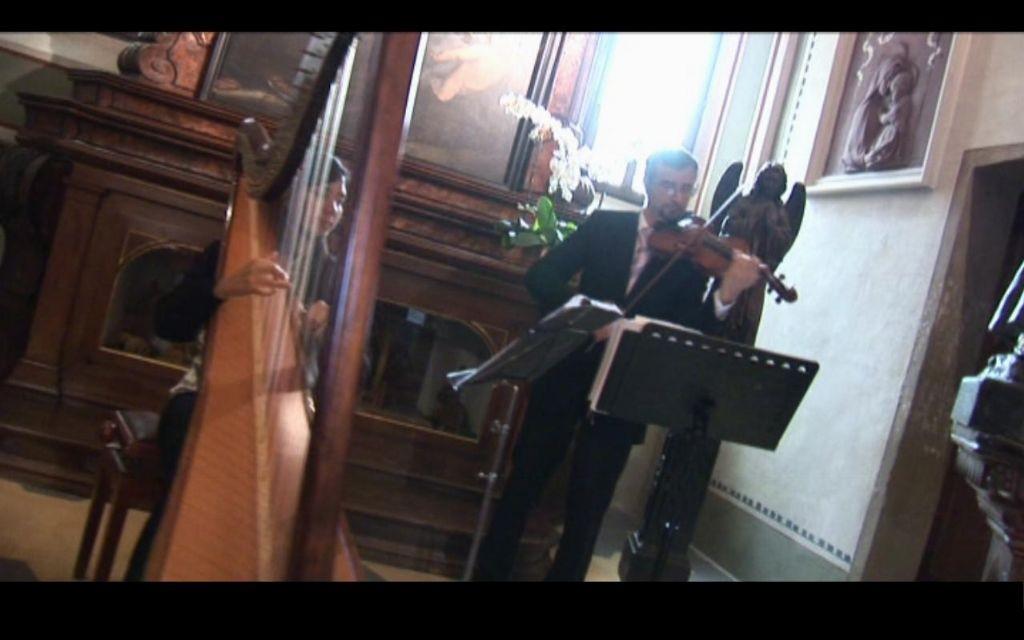 M&M Arpa e Violino