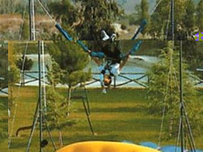 Bungee Acrobatico