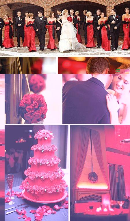 Matrimonio Rosso...la passione