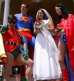 Tema Supereroi
