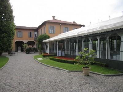 Villa Minoli Marelli